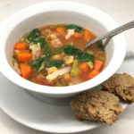 Hearty (Great for Winter) Veggie-ful Soup