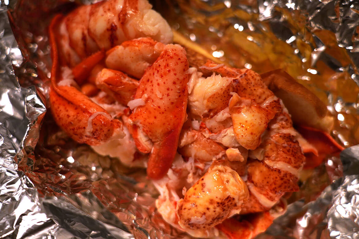 the best lobster roll you will ever have, hands down – meghan yost