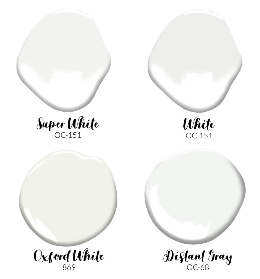 10 Easy Pieces Architects White Paint Picks For Kitchen Cabinets