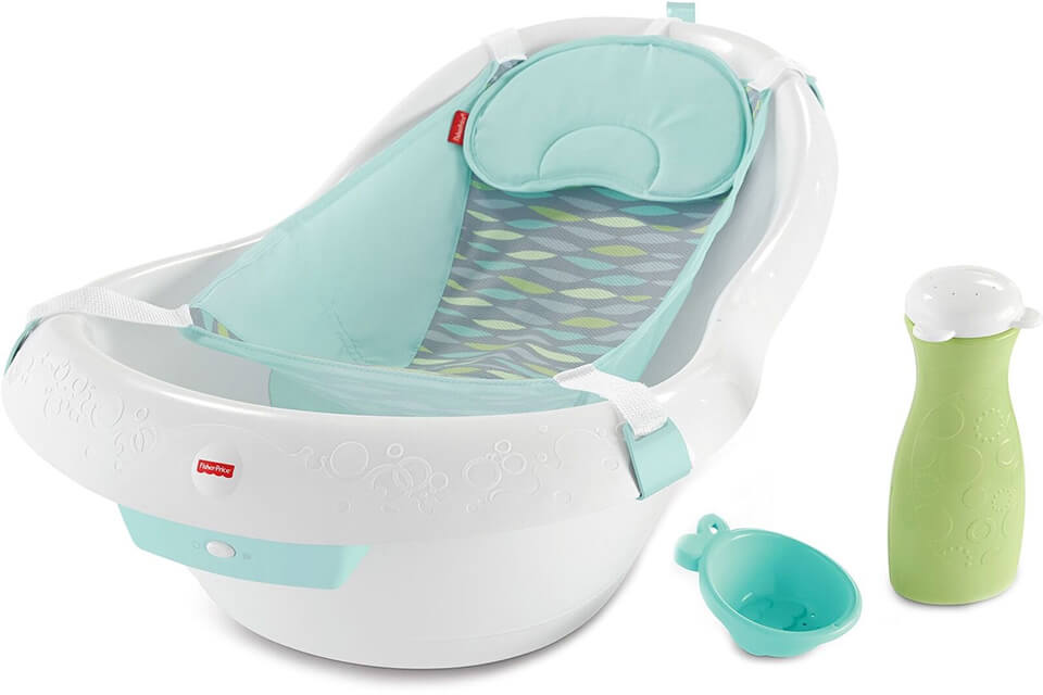 Baby Registry Must Haves Fisher Price Soothing River Baby Bath