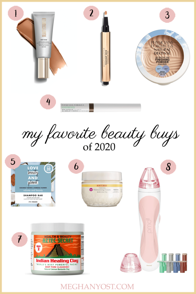 favorite beauty buys of 2020